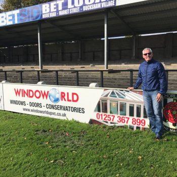 WINDOWORLD UPVC doors windows conservatories Chorley FC