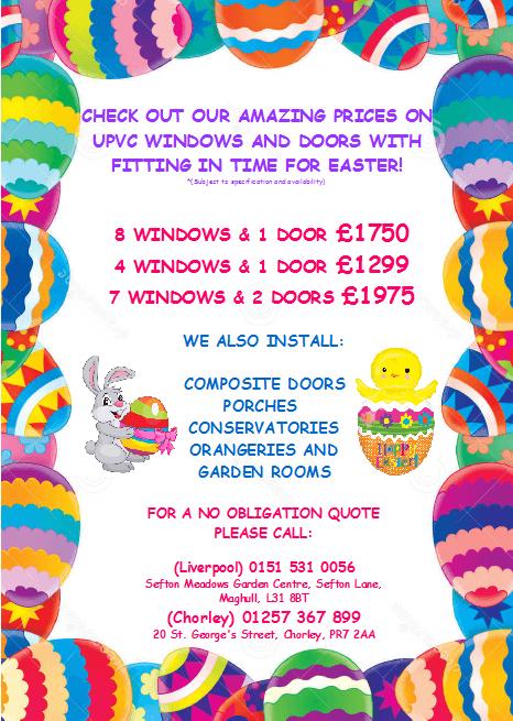 Easter at Windoworld!