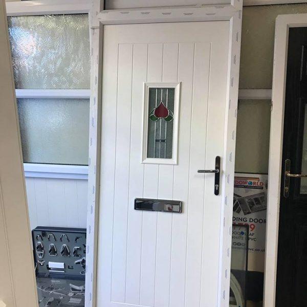 Windoworld UPVC Door Composite Chorley Liverpool