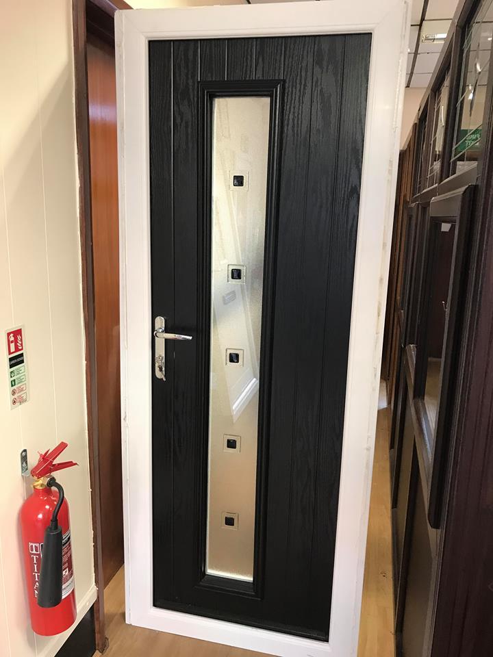 Showroom Composite Doors for Sale